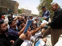 مهلت ۷۲ساعته تظاهرکنندگان عراقی به دولت