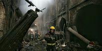 تکذیب خبر عمدی بودن آتشسوزی بازار تبریز