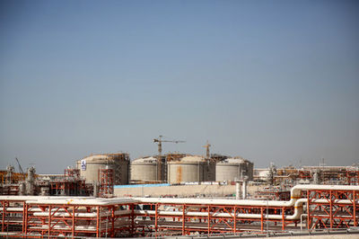 سدی به نام پول بر سر راه توسعه میدان گازی فرزاد B