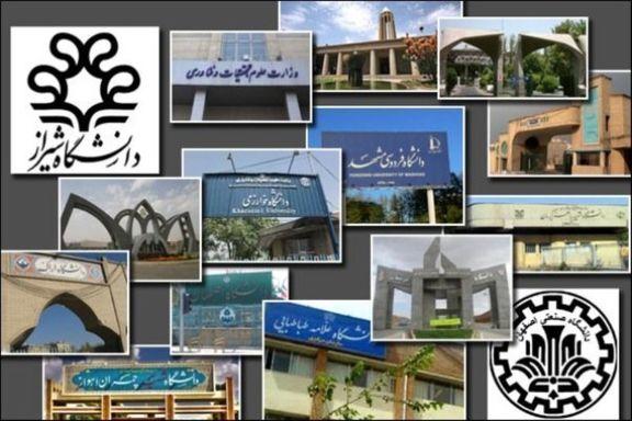 برترین دانشگاههای ایران در اوراسیا را بشناسیم