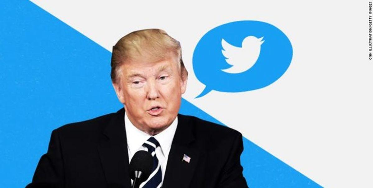 ۳ ادعای دروغ ترامپ در یک پیام توئیتری درباره ایران