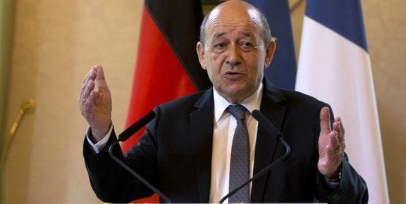 پاریس: آمریکا میتواند از تنش با ایران بکاهد