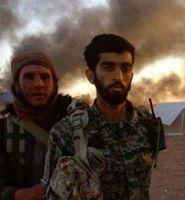 لحظه اسارت شهید مدافع حرم توسط داعش +فیلم