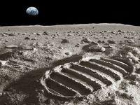 شناسایی یک غار جدید در ماه برای سکونت