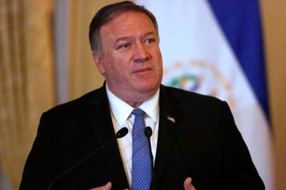 پمپئو: دولت ترامپ علیه ایران دست به اقدامات واقعی زده است