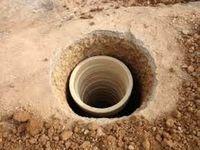 نجات کارگر سالخورده از ته چاه