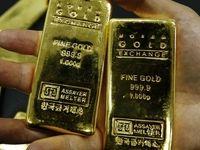 افت 7دلاری قیمت طلا با امید به توافق آمریکا و چین