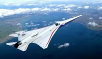آمریکا هواپیماهای مافوق صوت میسازد