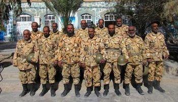 سربازان ریش سفید پادگان خاش +عکس