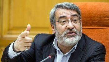 وزیر کشور ۴ فرماندار جدید را منصوب کرد