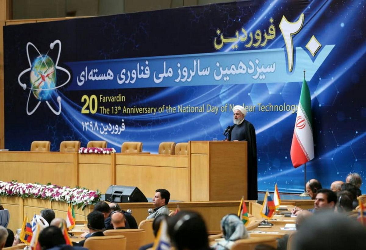 روحانی: اقتصاد ما مسیر درست را پیگیری میکند/ امروز سانتریفوژهای ما بهتر از دیروز میچرخد