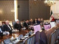 مذاکرات مشترک هیاتهای عالیرتبه ایران و قطر +تصاویر