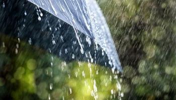 پیشبینی بارش شدید باران در روزهای آتی در گیلان و مازندران