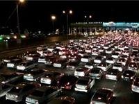 ترافیک سنگین در هراز و فیروزکوه