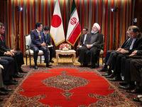 رایزنی رییس جمهور کشورمان و نخست وزیر ژاپن
