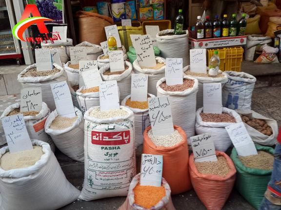 ۱۳ قلم کالا زیر چتر ویژه نظارتی بازار رمضان