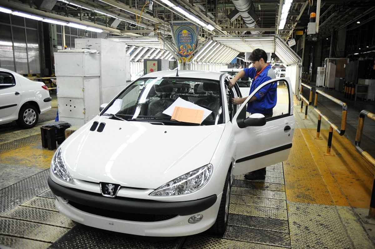 اهداف وزارت صمت درحوزه رضایت مشتریان از محصولات ایران خودرو محقق شد