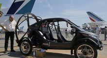 خودروهایی که میتوانند پرواز کنند +تصاویر