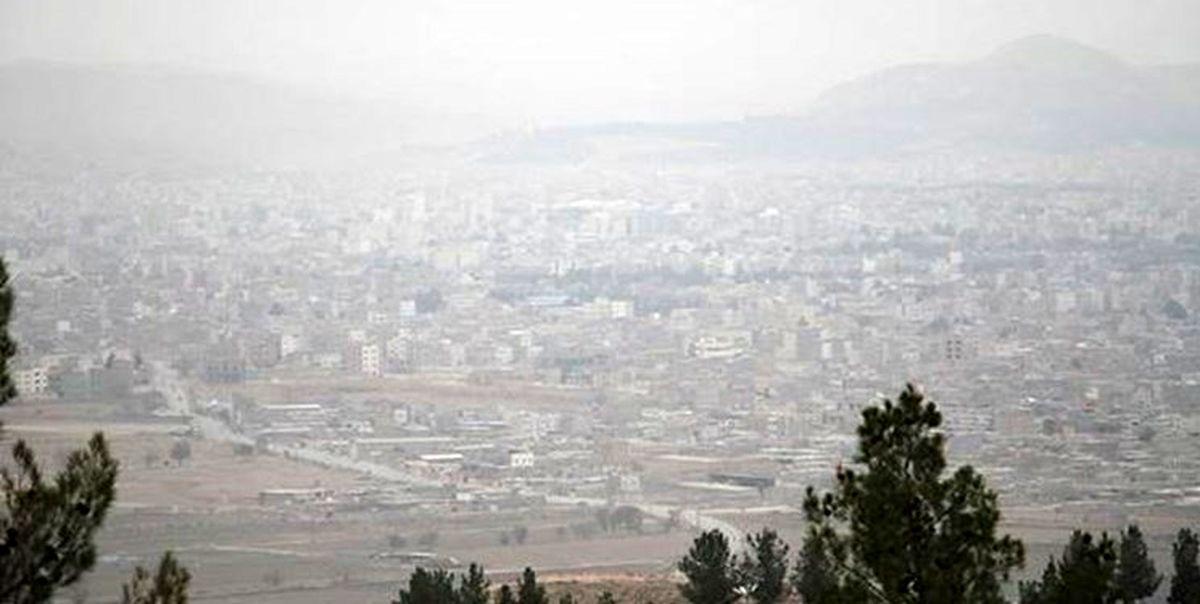 اراک آلوده ترین شهر کشور طی ۶ماه امسال