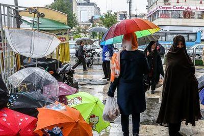 تداوم فعالیت سامانه بارشی در کشور تا سه روز آینده