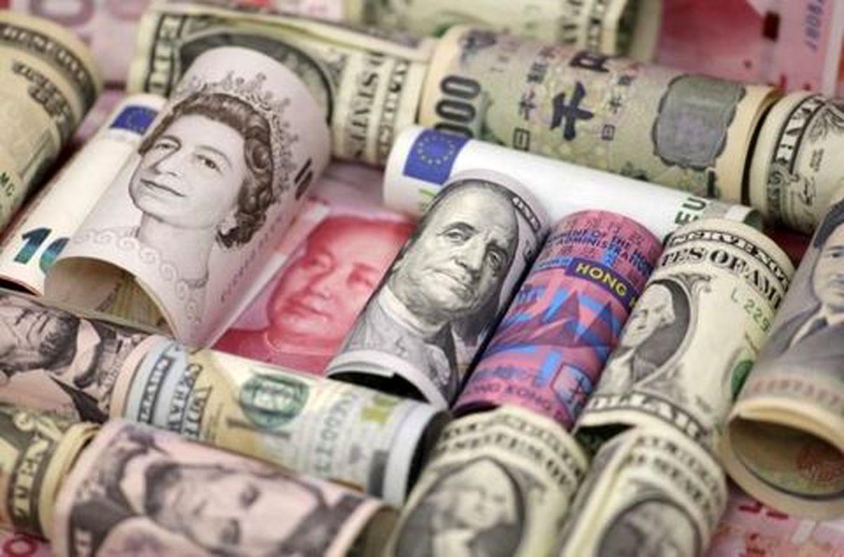 افزایش نرخ  ۲۹ارز بانکی
