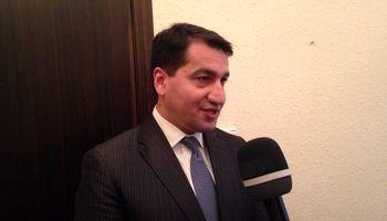 انتقال اطلاعات برجام از خاک آذربایجان کذب است