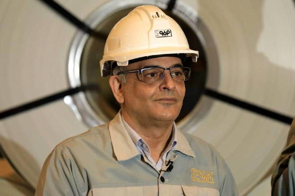 رکورد تولید بیش از ۷ میلیون تن تختال در فولاد مبارکه در سال جهش تولید/ قطار پر شتاب رکوردهای فولادمبارکه متوقف شدنی نیست