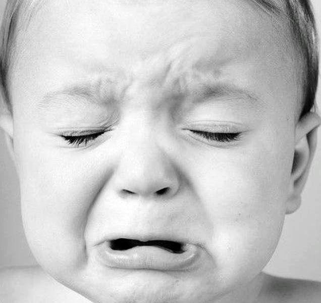 داد زدن کودک