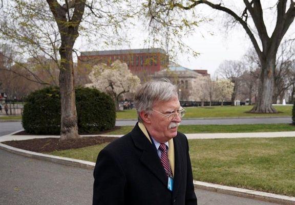 جان بولتون: تسلیحات هستهای کره شمالی باید به آمریکا منتقل شود