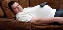 بی تحرکی از دلایل اصلی چاقی