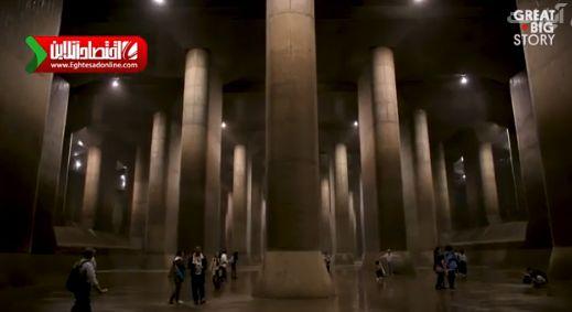 خانه امن ژاپنی ها برای سیل زدگان! +فیلم