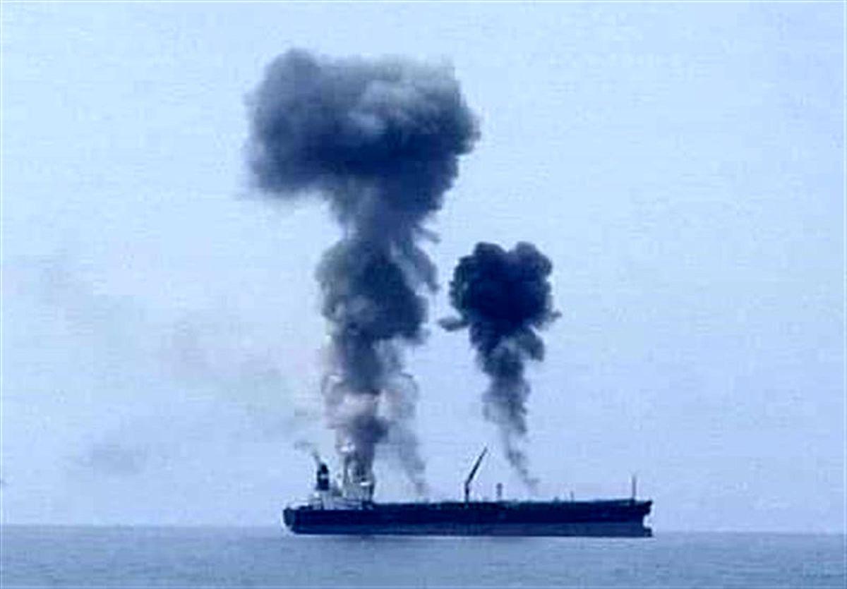 حادثه برای یک نفتکش در بندر بانیاس سوریه
