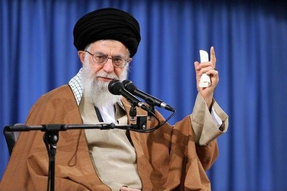رهبر انقلاب: هیچکس هیچ غلطی نمیتواند بکند/ این را به همه بگویید