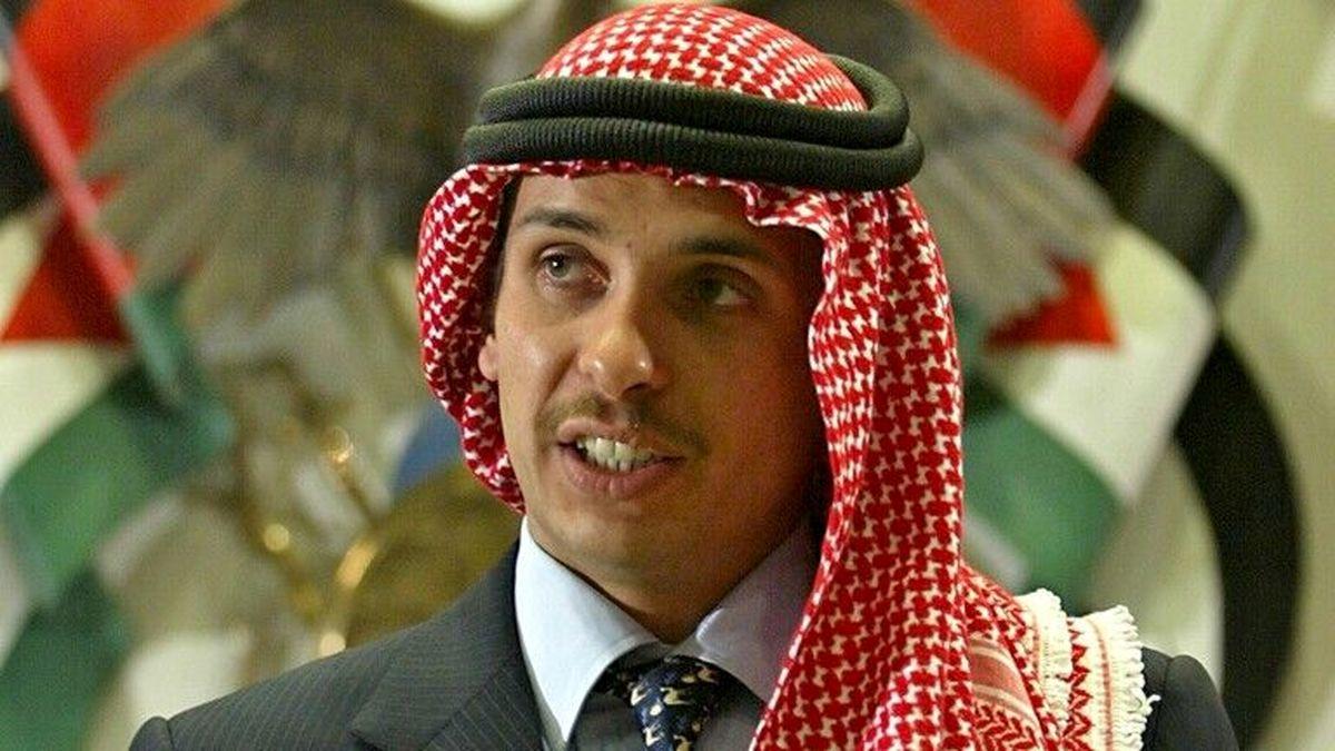 ولیعهد سابق اردن به پادشاه اعلام وفاداری کرد