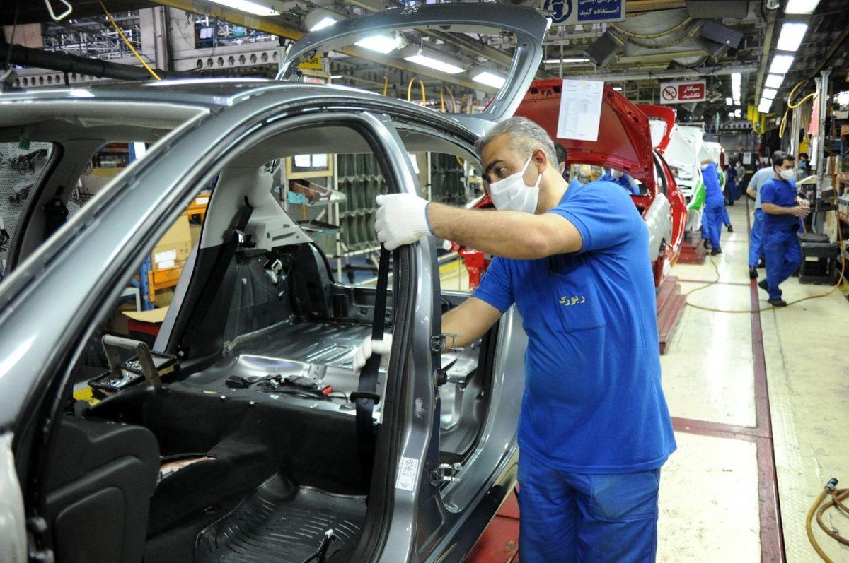 رشد ۶۷درصدی تولید خودروهای تجاری