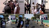 ترامپ وارد هند شد