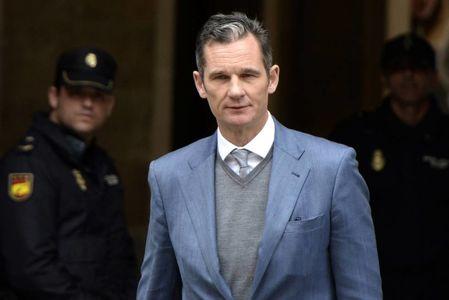 داماد پادشاه اسپانیا به ۵ سال حبس محکوم شد