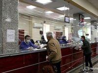 تصویر برگزیده رویترز از کارکنان بانکهای تهران