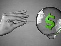 علت ترکیدن حباب سکه و ارز