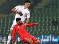 برتری تیم ملی فوتبال ایران مقابل بوسنی
