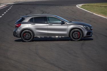 2018-Mercedes-AMG-GLA45-4MATIC-side-profile-05