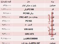 پرفروشترین انواع زودپز دربازار تهران چند؟ +جدول
