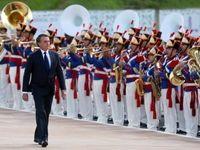 تغییر رییس جمهور در برزیل +تصاویر