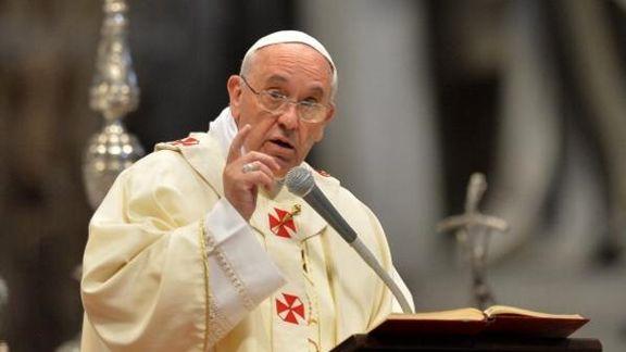 فراخوان پاپ برای دعا در توقف کرونا
