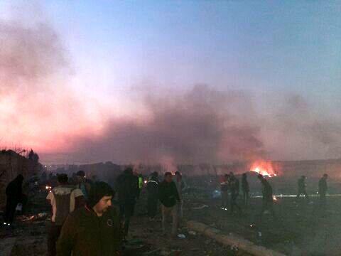 خسارت هواپیمای اوکراینی چقدر است؟