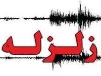 زلزله ۴/۶ریشتری بوشهر را لرزاند +تکمیلی