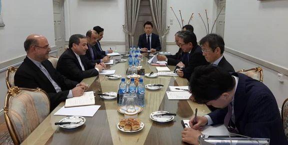 نشست گفتوگوهای سیاسی ایران و ژاپن در تهران برگزار شد