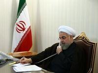 تماس تلفنی رئیس جمهور با وزیر امور اقتصادی و دارایی