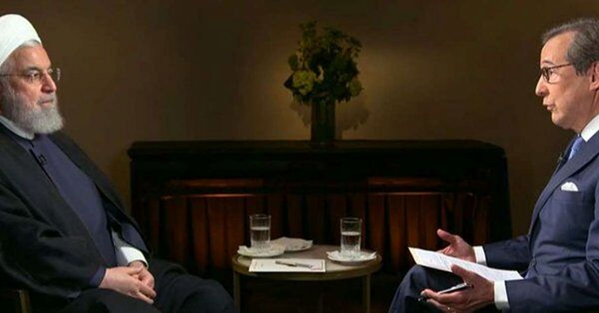 روحانی: آمریکا هر کجا قدم گذاشته، تروریسم گسترش یافته است