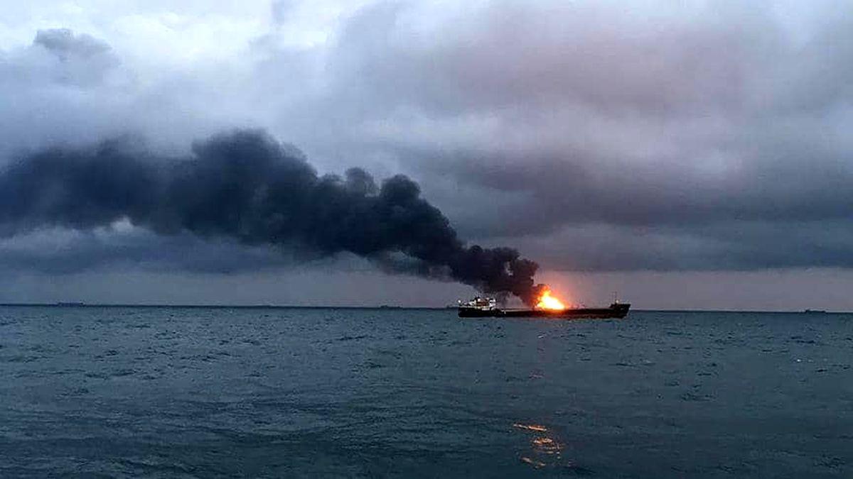 آمریکا: تیر هشدار به سمت قایقهای ایرانی شلیک کردیم